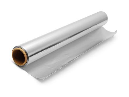 aluminium foil roll photo