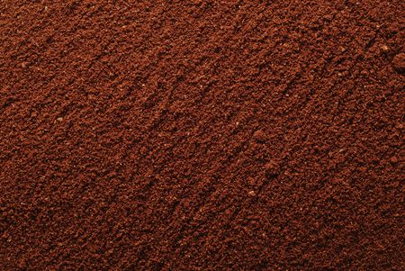 coffee powder background Stock Photo - 5445011