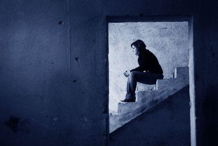 loneliness Stock Photo - 6021911