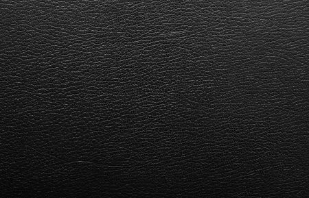 black leather texture photo