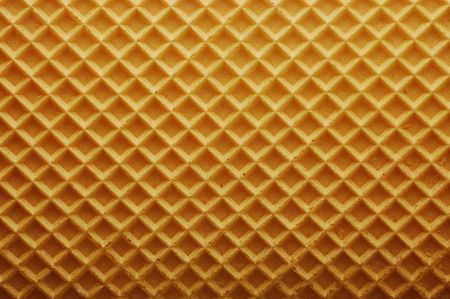 waffles: wafer texture