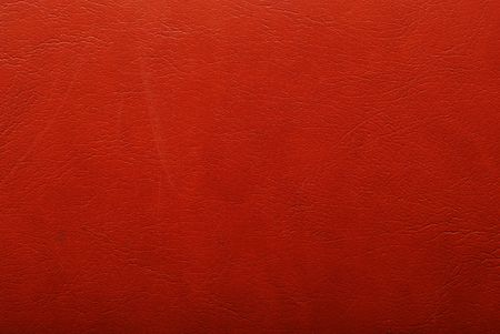 red leather background Stock Photo - 6149851