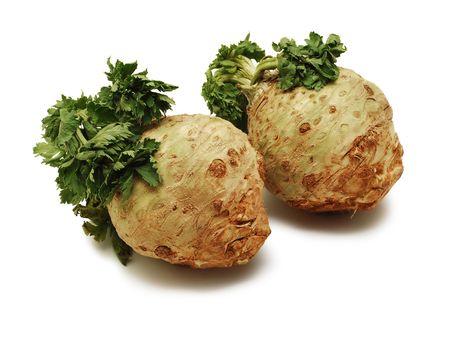 celery roots photo