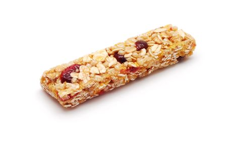 energy bar: granola bar