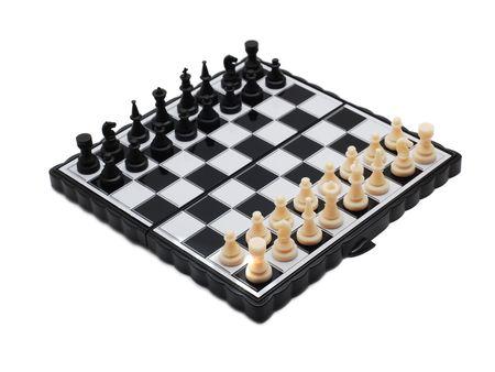 pensamiento estrategico: Ajedrez