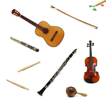 music instruments photo