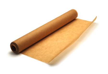 baking paper roll Stock Photo - 8390908