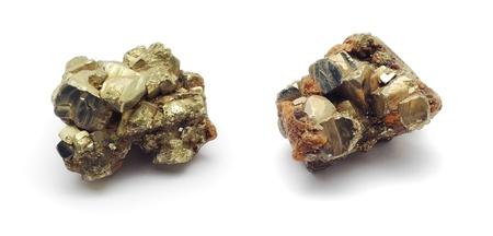 pyrite: pyrite Stock Photo