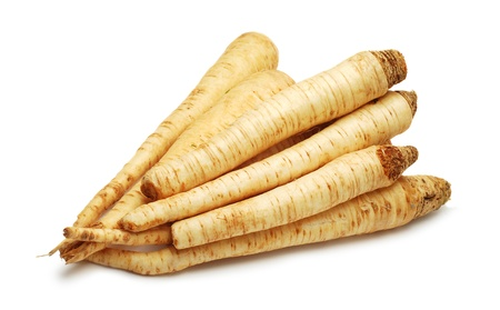 rooted: parsnip roots