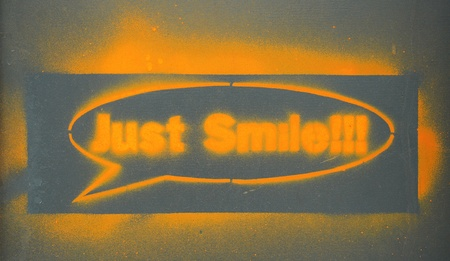 just smile Stock Photo - 8766611