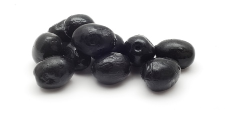 black olives Stock Photo - 8957363