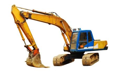 excavator Stock Photo - 9426796