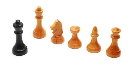 the opponent: opponent Stock Photo