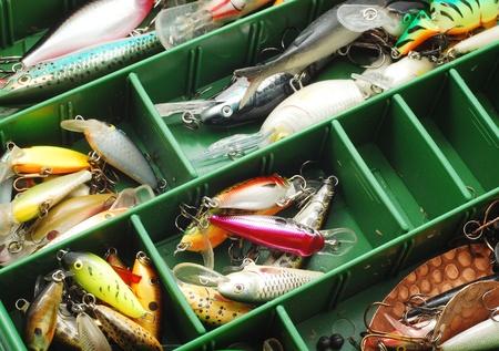 fishing tackle: fishing tools