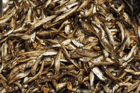 sprat: dried sprat