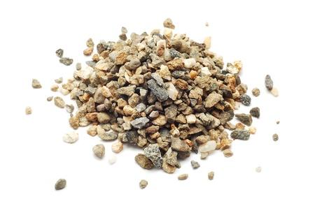 mineral  stone: gravel  Stock Photo