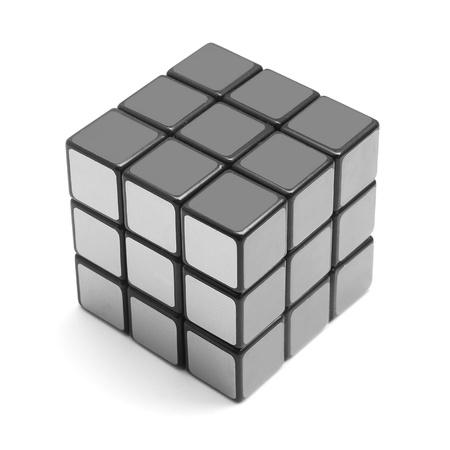 cube puzzle: cube