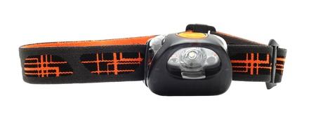headlamp: headlamp  Stock Photo