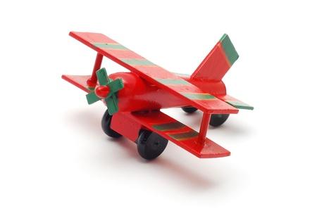 toy plane: toy plane  Stock Photo