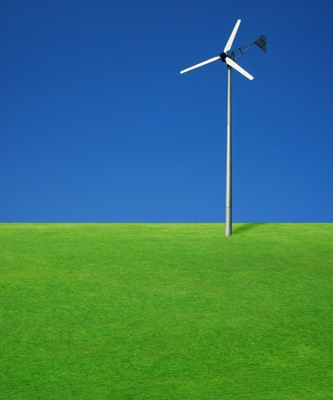 Wind  turbine   photo