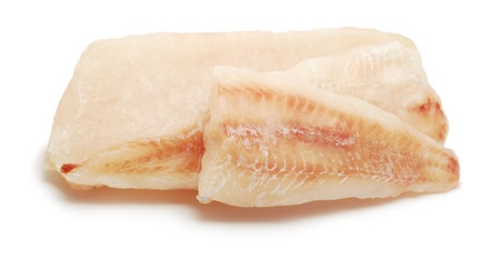 Frozen meat:  fish fillets