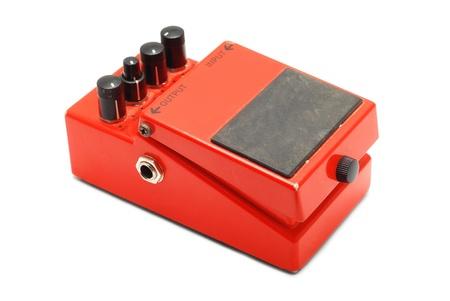 pedal:    guitar pedal