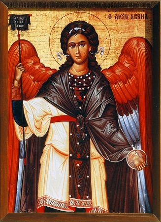 orthodox: religious icon
