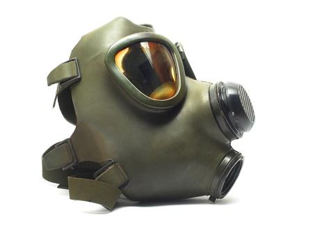 mascara gas: careta antigás