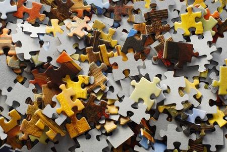 piezas de puzzle: rompecabezas