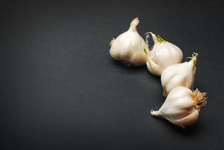 garlic  Stock Photo - 18630684