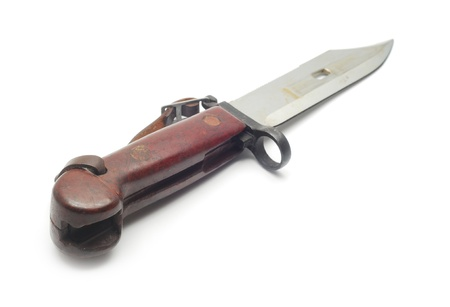 bayonet: bayonet