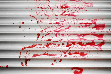 bloodstains: blood
