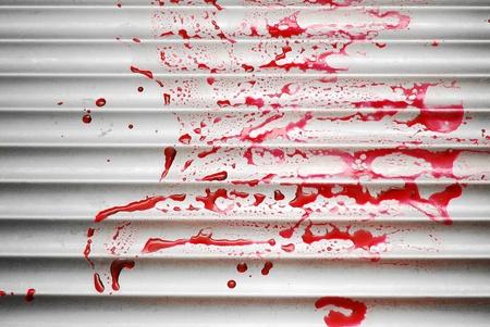 murdering: blood
