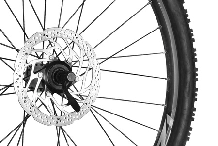 sprockets: bicycle wheel