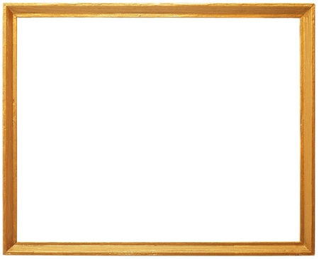 gold frame border frame