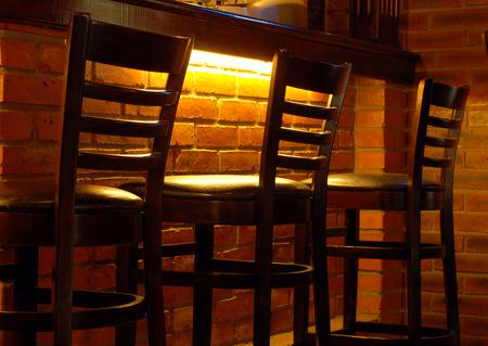 bar stools  photo