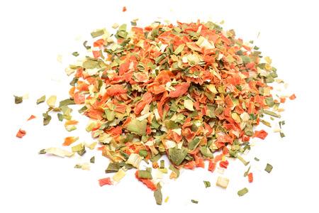legumbres secas: sazonar los alimentos Foto de archivo