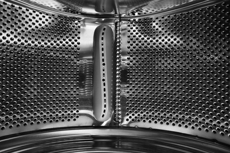 wash machine drum photo