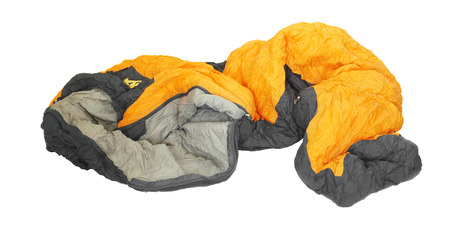 sleeping bag   photo