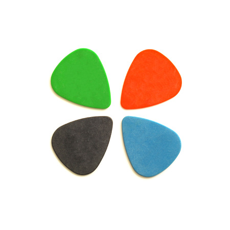 pick: guitar picks