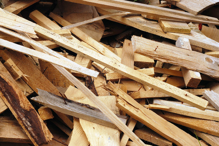 wood waste photo