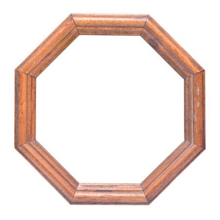 octagonal: marco octogonal