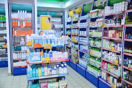 medicamentos: farmacia