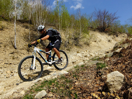 downhill: downhill