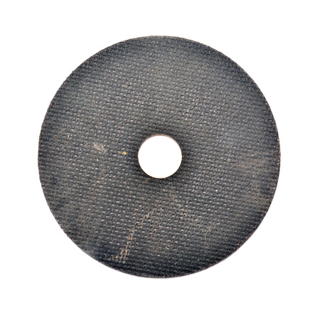 abrasive: abrasive disc Stock Photo