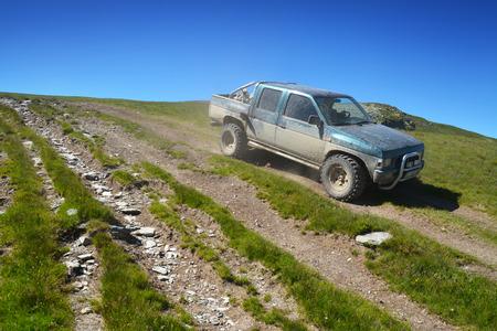4x4: 4x4 vehicle