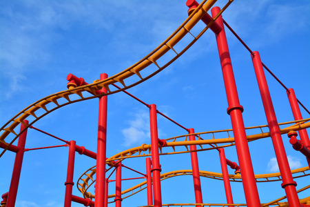 adrenaline rush: rollercoaster