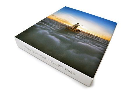 endlos: das neue Pink Floyd Rekord, der endlose Fluss Editorial