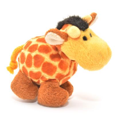 stuffed toys: giraffe  toy Stock Photo