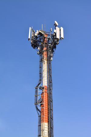 airwaves: telecommunication antenna